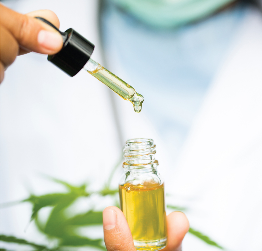 CBD oil, lab testing, quality